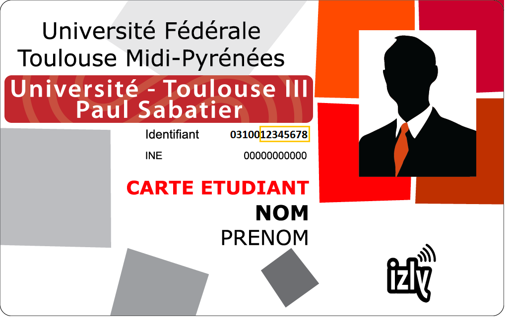 Carte Etudiant UT3