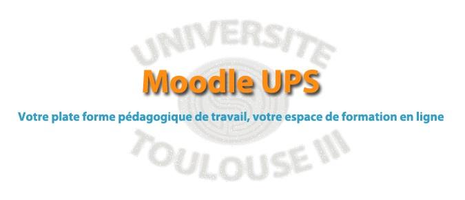 Moodle UPS