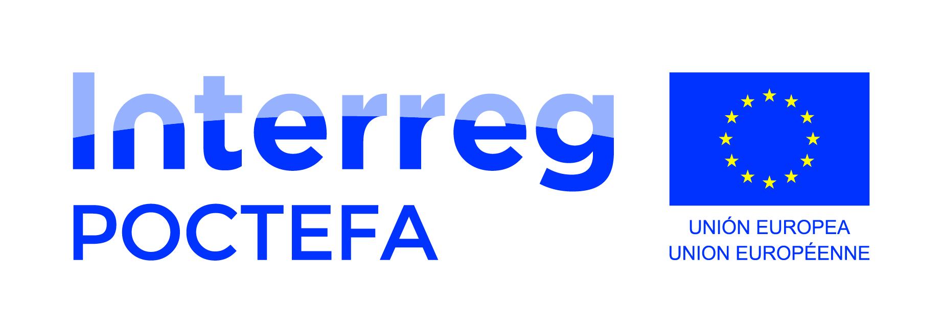Logo Interreg POCTEFA