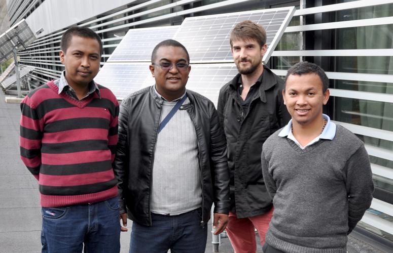 Fin de la formation de deux enseignants de l'Université d'Antananarivo