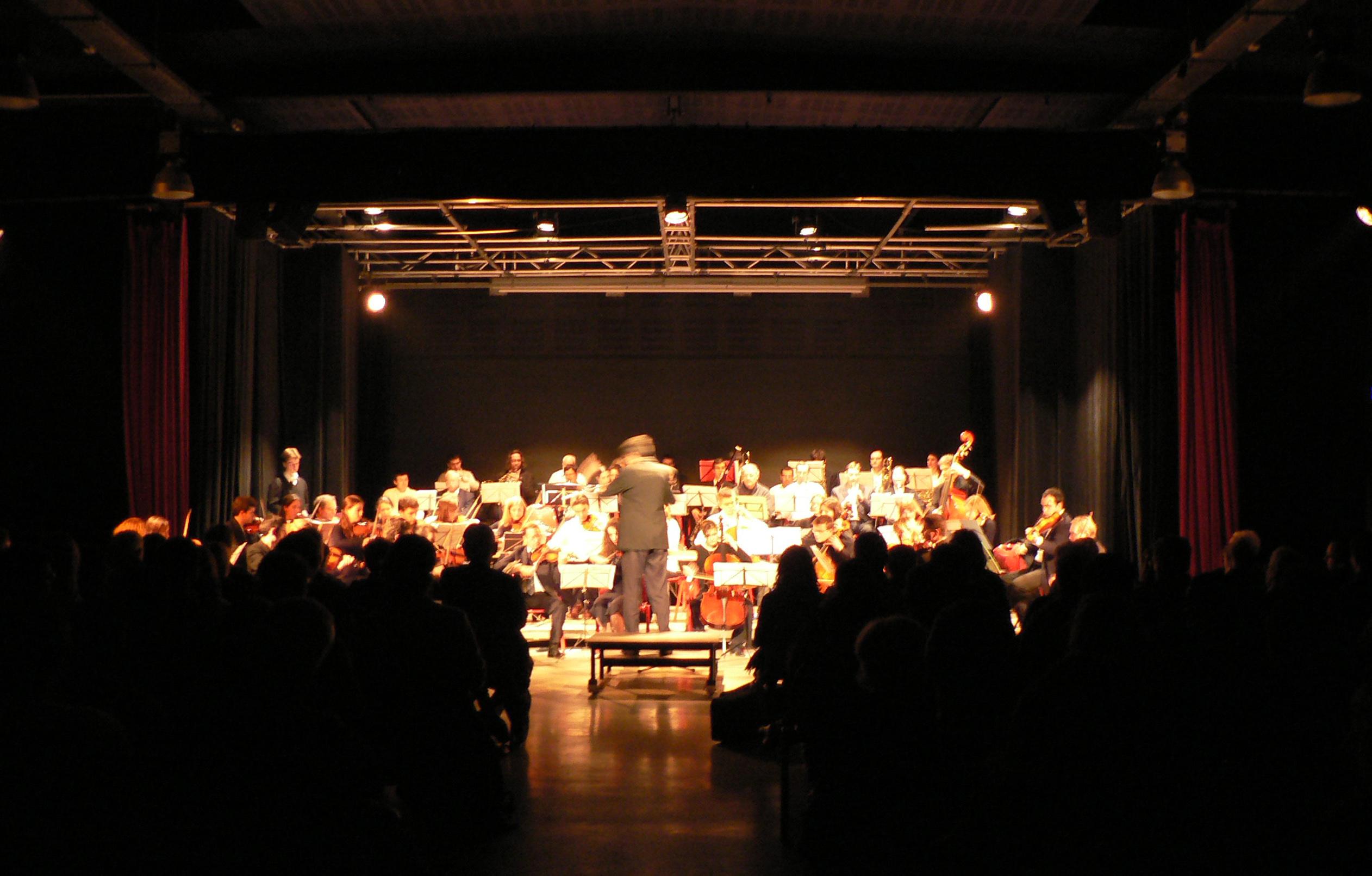 Orchestre de l'Université de Toulouse ©V. Prévost - Service Culture